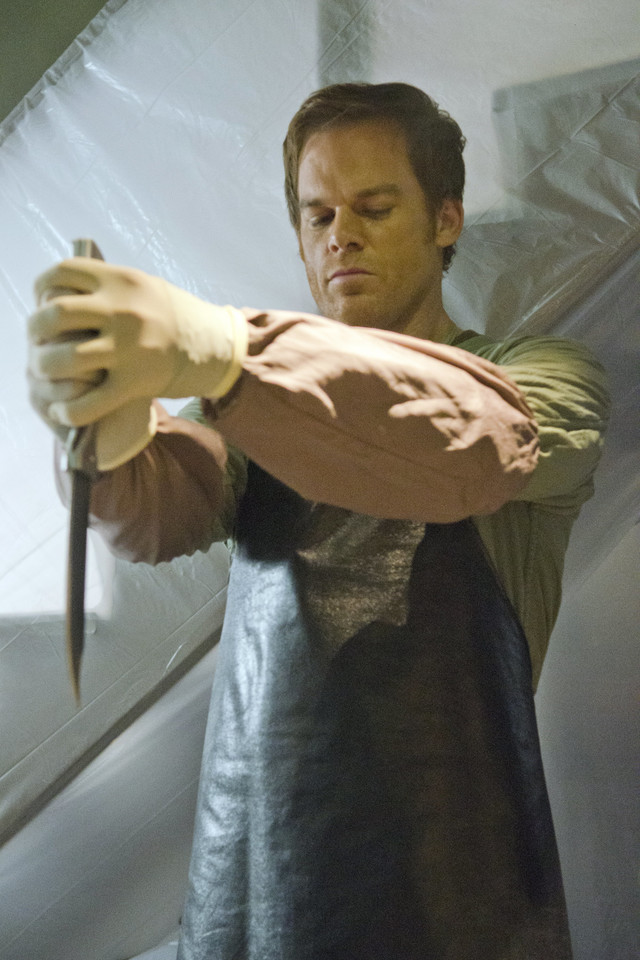 """Dexter"" (serial Showtime, 2006-2013)"