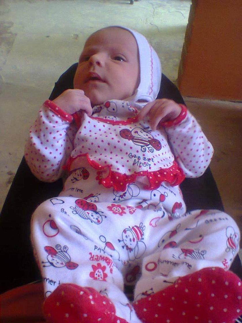 mała Nadia