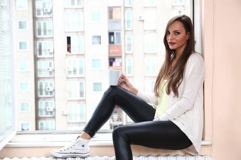Ružica Veljković se porodila pre tri meseca, a evo šta kaže o svom MUŽU!