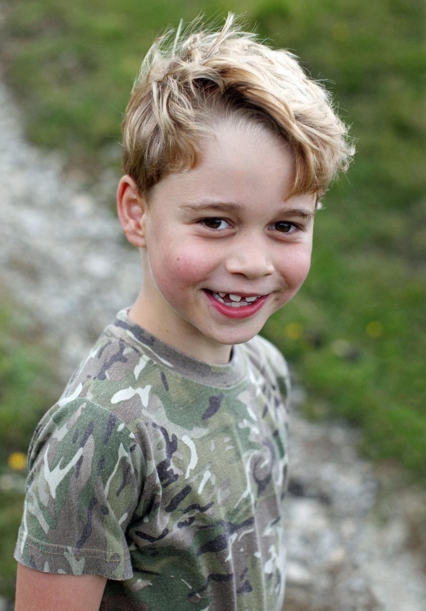 Siedmioletni George