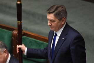 PO: Zachowanie Kuchcińskiego 16 grudnia to element upadku państwa prawa
