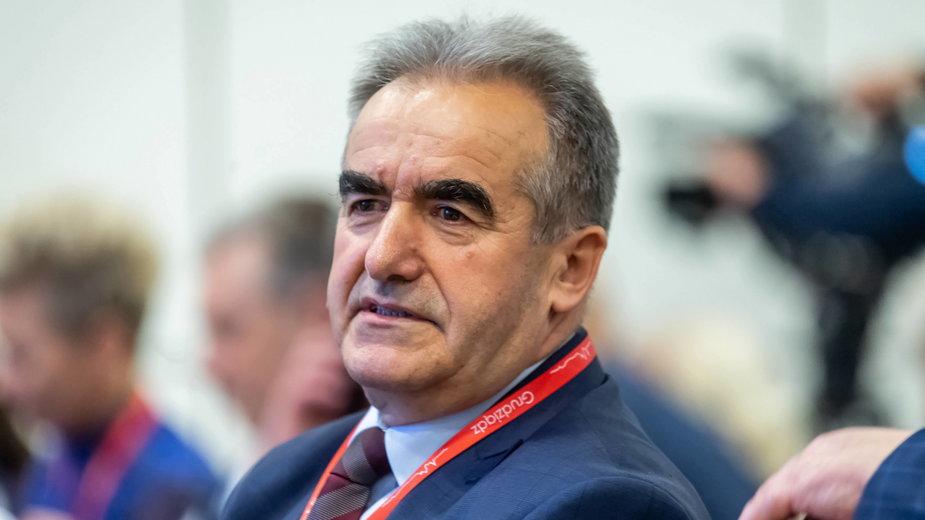 Senator Ryszard Bober