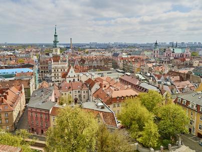 Dochody z PIT w Poznaniu mają wynieść 1 mld 50 mln zł