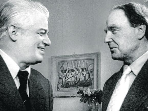 Petar Lubarda i Henri Mur