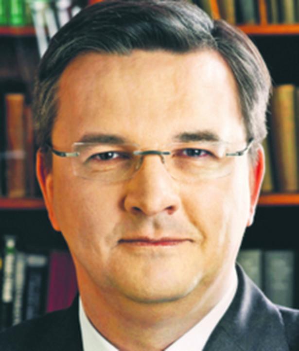 Rafał Dębowski, adwokat, członek Naczelnej Rady Adwokackiej fot. materiały prasowe