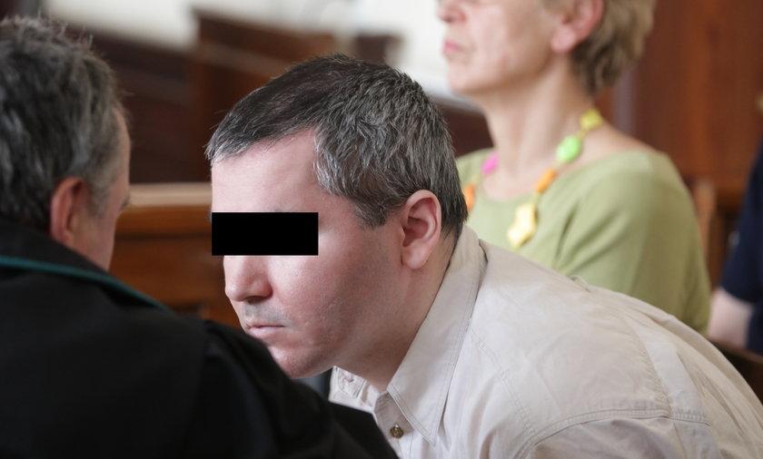 Samir S. w sądzie