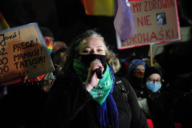 Strajk Kobiet w Warszawie, 28 stycznia 2021