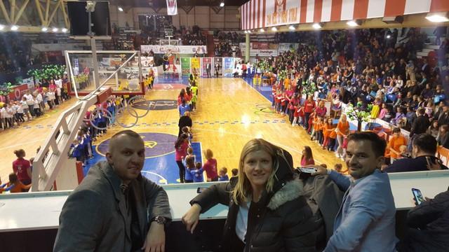 Duško Savanović i Ana Joković su bili promoteri četvrtih Dečjih olimpijskih igara