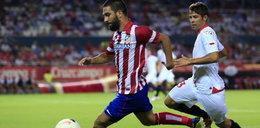 Sevilla przegrywa z Atletico Madryt