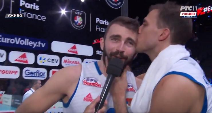 Uroš Kovačević i Aleksandar Atanasijević