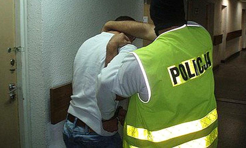 Hieny kościelne w rękach policji