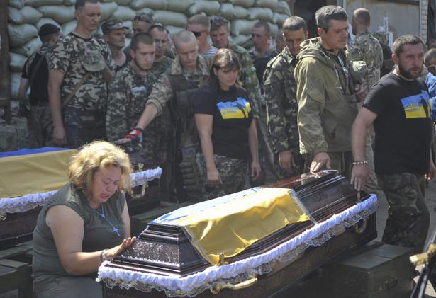 Ukraina. Fot. EPA/IVAN BOBERSKYY