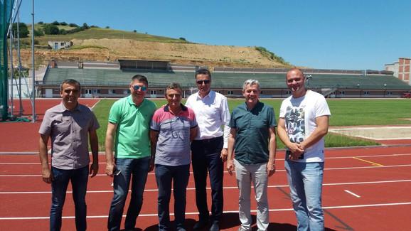 Delegacija u Novom Pazaru