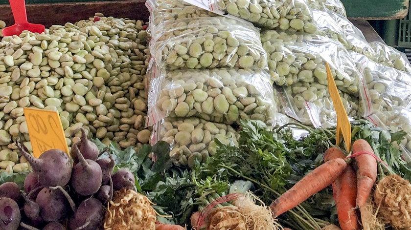Koszyk krajowych warzyw hurcie jest droższy w roku 2021 w porównaniu z poprzednim o około 13 proc.
