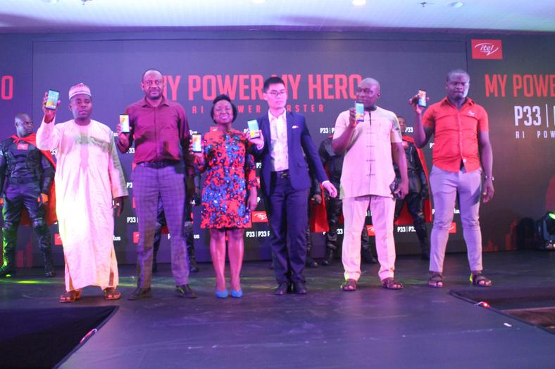 iTel launches its latest Power series smartphones P33 and P33 Plus to ensure your power in control