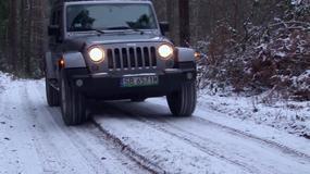 Jeep Wrangler Unlimited Sahara - luksusowa terenówka (Na Osi Ekstra)