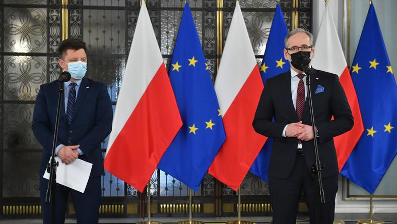 Adam Niedzielski, Michał Dworczyk