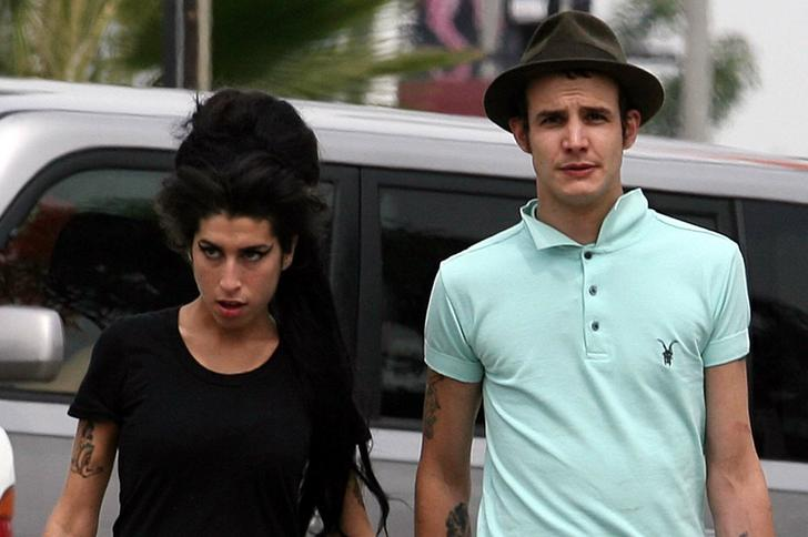 Amy Winehouse i  Blake Fielder Civil