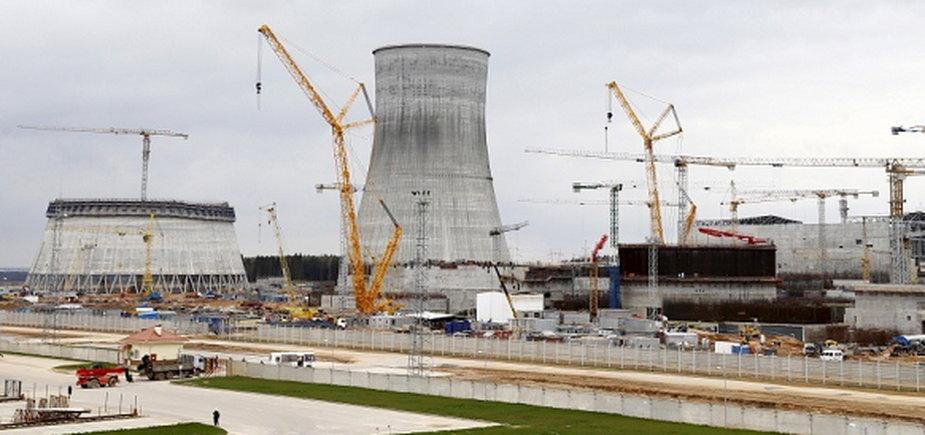 Budowa elektrowni jądrowej w Ostrowcu. Fot. Neftegaz.ru