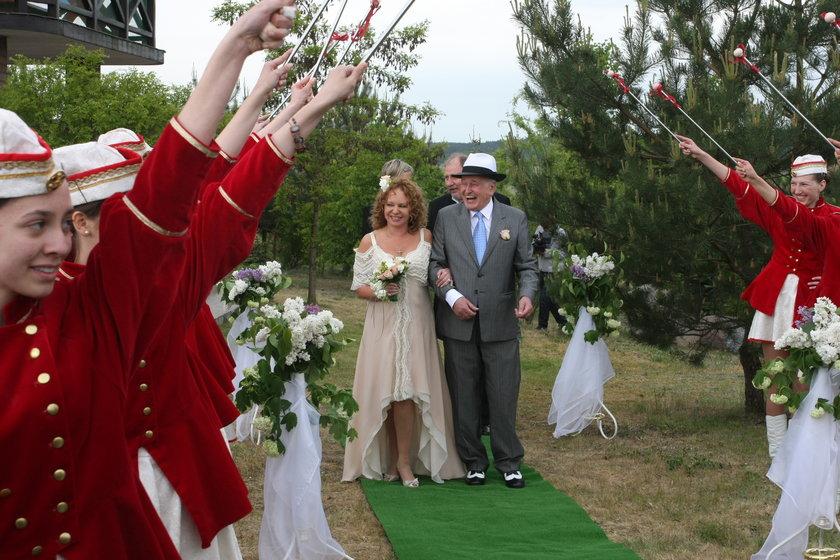 Małgorzata Potocka i Jan Nowicki