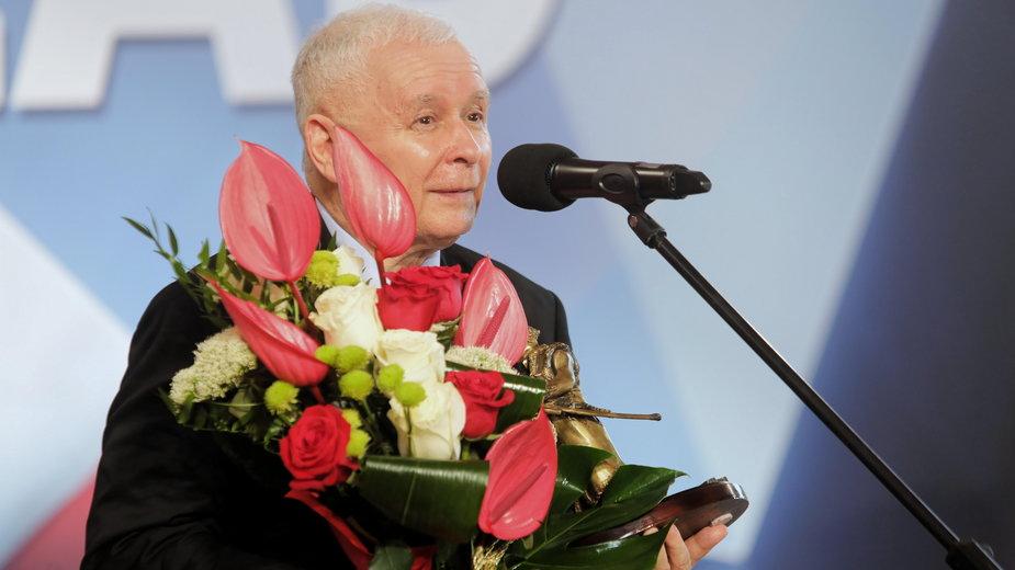 Sondaż: wyborcy PiS nie chcą, żeby Jarosław Kaczyński odchodził na emeryturę