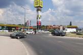 NIS01 Udes na kruznom toku na Trosarini foto Branko Janackovic