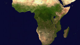 Original name of Africa and how it got its current name