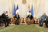 Zorana Mihajlović, Tanjug, Kabinet potpredsednice VS