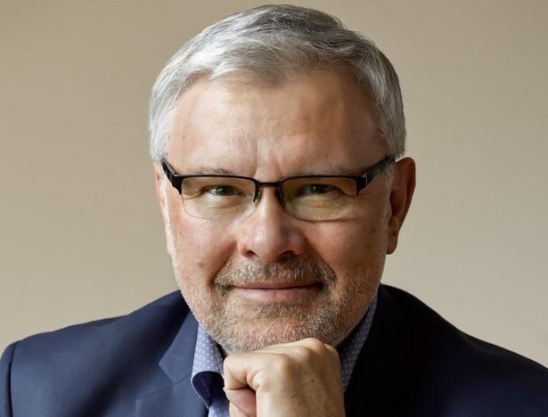 dr Wojciech Warski – przewodniczący Platformy Gospodarka Przyszłości, członek Rady Pracodawców RP.