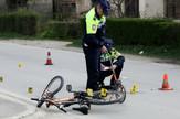 nesreca prijedor poginuo biciklista