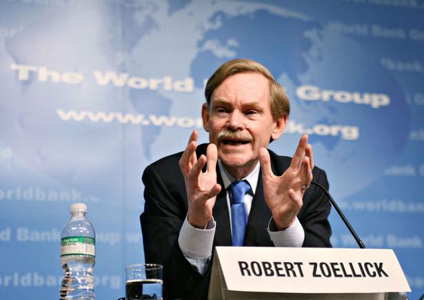 Prezes Banku Światowego Robert Zoellick