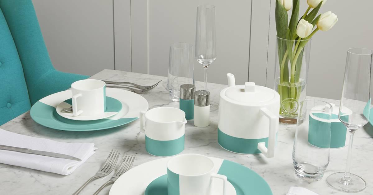 """Frühstück bei Tiffany"" in echt: Erstes Tiffany & Co.-Café eröffnet in Europa"