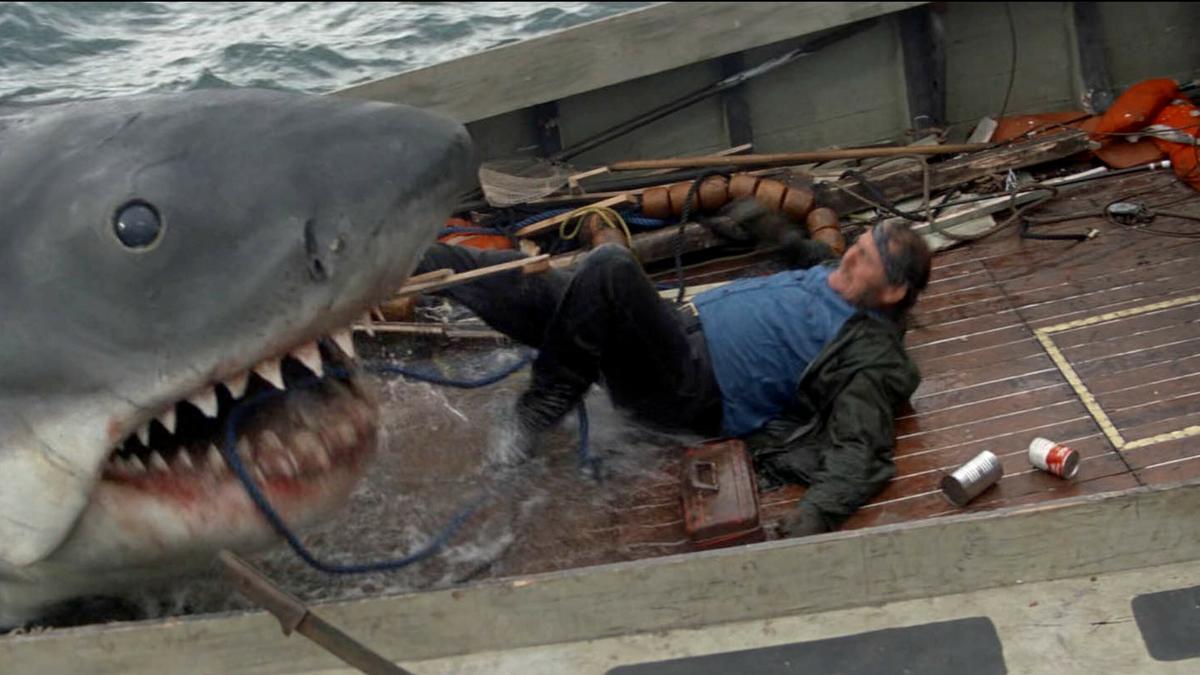 Úszni sem tudott Spielberg robotcápája: titkok az ikonikus moziról