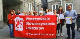 Mieszkańcy Pragi Południe: Nie zabierajcie naszej kamienicy!