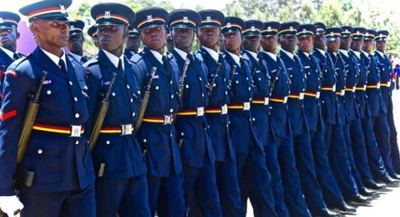 All National Police Officers have been asked to report back to work