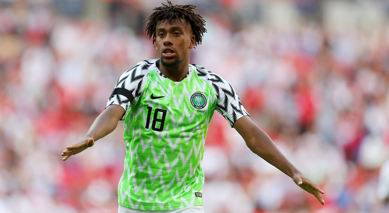 Interview: Alex Iwobi admits flaws as he plots AFCON success with the Super Eagles
