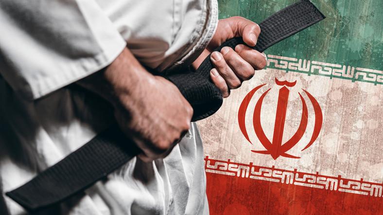 Irańska federacja judo zawieszona. Nie pozwalała zawodnikom rywalizować z Izraelczykami