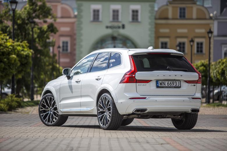 Volvo XC60 D4 AWD - skazane na sukces