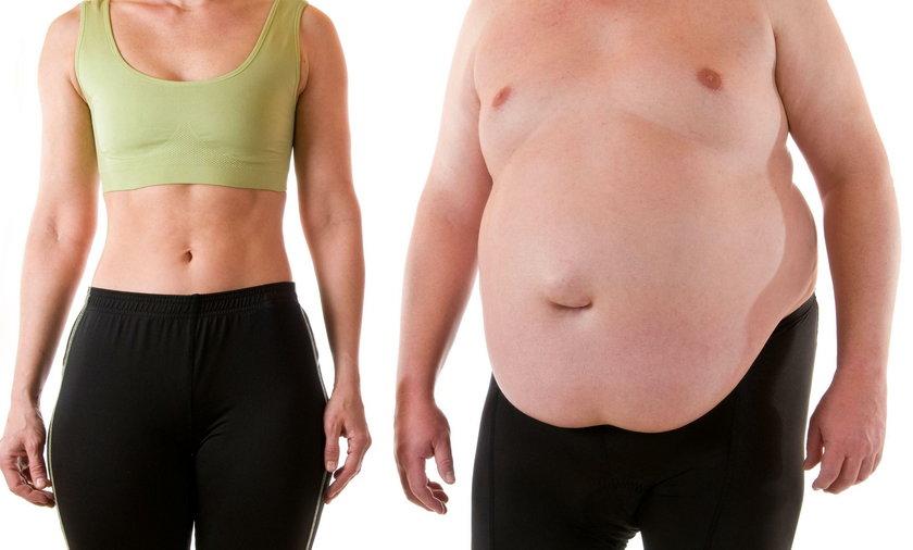 Trzech na pięciu dorosłych Polaków ma nadwagę, co czwarty jest otyły