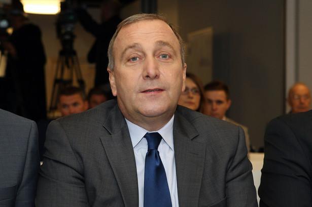 Polityk Platformy mówił, że powołanie nowych województw będzie oznaczało zmiany granic ośmiu obecnych