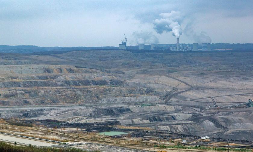 Aktywiści Greenpeace weszli na teren kopalni Turów w Bogatyni