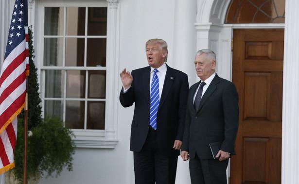 Były sekretarz obrony był też przekonany (przynajmniej do pewnego momentu), że Donalda Trumpa można odwieść od jego izolacjonistycznych poglądów.