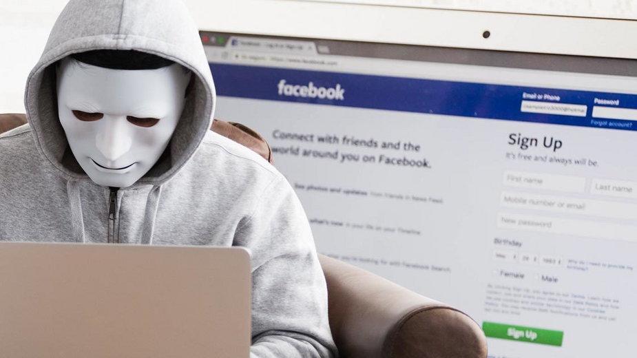 Najczęstsze oszustwa na Facebooku