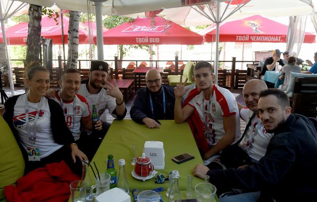 U Samari su gosti iz Švedske, Kanade, Australije, Nemačke...