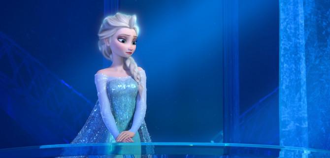 Princeza Elsa