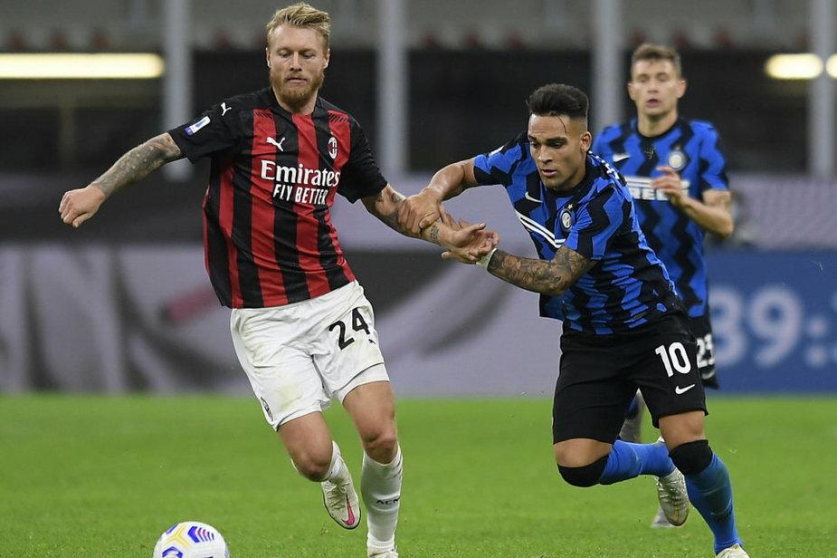 Inter Mediolan – AC Milan