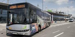 Pojedziemy autobusami na lotnisko. Zobacz, gdzie będą przystanki