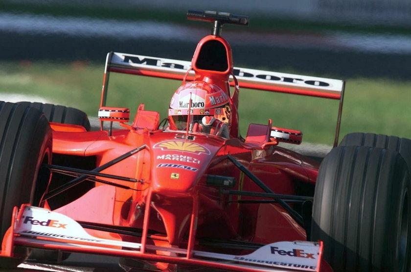 Rodzina Schumachera wydała oświadczenie