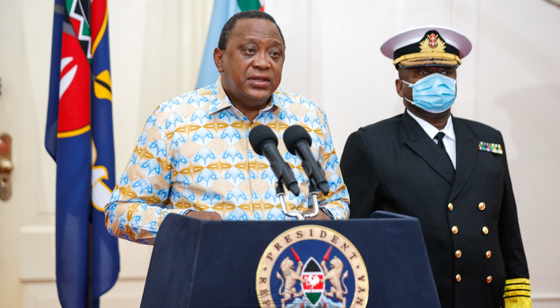 Uhuru's statement as Nairobi Metropolitan Service completes first 100 days in office