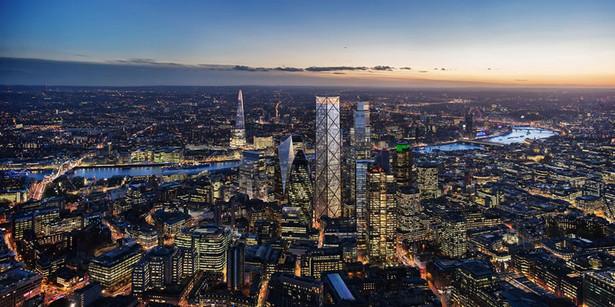 """Wieżowiec 1 Undershaft, zwany potocznie """"The Trellis"""", będzie mieć 305 m wysokości i 73 piętra. Będzie to najwyższy biurowiec w finansowej dzielnicy City of London i drugi najwyższy wieżowiec w zachodniej części Europy. Najwyższy obecnie londyński Shard ma 310 m wysokości. Pierwotne plany architektów zakładały budowę 309,6-metrowego wieżowca, ale jego wysokość musiała zostać ograniczona ze względu na obowiązuje przepisy ruchu lotniczego – pisze The Guardian."""